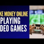 Make Money Online Playing Video Games - Make Money From Home