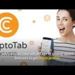 Free Mining Cryptotab Browser Free BTC Free Bitcoin Mining Cryptotab Browser Download2.mp4