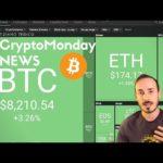 Mercato VERDE per BITCOIN e CRYPTO, ma quanto durerà? – CryptoMonday NEWS w43/'19