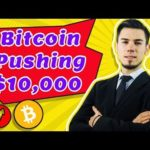 Bitcoin Aiming $10,000 ?! - Bitcoin News Price Prediction