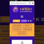 Hashautomatical. biz legit or scam? | New bitcoin hyip earning website 2019
