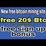 New free bitcoin mining site 2019   free bitcoin cloud mining site 2019
