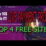 PAYMENT PROOF TOP 4 New FREE Bitcoin Mining Website FREE -Zero InvestMent Don't Miss 2019