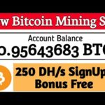 Fastminer.net || New Free Bitcoin Mining Site 2019 – Free 250 GH/s SignUp Bonus