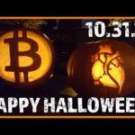 BITCOIN HALLOWEEN EPISODE 🎃 $BTC Anniversary and Historical Pump?!?