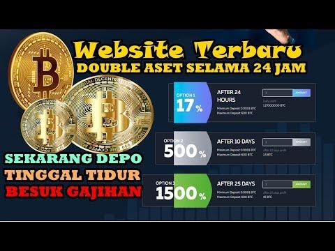 [SCAM] Baru lagi double bitcoin penghasil uang tercepat 2019 II pengganda bitcoin legit 2019