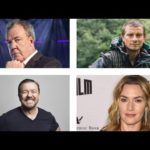 Ricky Gervais, Jeremy Clarkson, Bear Grylls & Kate Winslet BITCOIN SCAM BITCOIN TRADER BITCOIN CODE