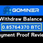 gominer.cc scam/legit Review, and payment proof and new bitcoin mining site