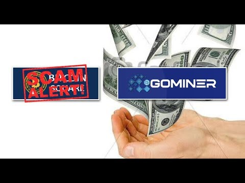 Bitcoin Square SCAM   Gominer is KING