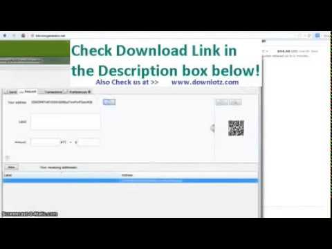 FREE Bitcoin Generator FREE Bitcoins For Everybody! February 2015!!1  Most downloaded