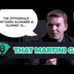 That Martini Guy: Scams, Crypto Criminals, Fake Volume & Bitcoin lightning network