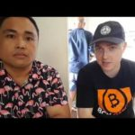 Bitcoin Cash for Merchants in Cairns - Jeffrey Rufino and Hayden Otto at Brother Jenkins Cairns