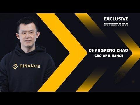 Bitcoin. Btc Airdrops. Binance CEO C. Zhao broadcast! Changpeng Zhao btc news