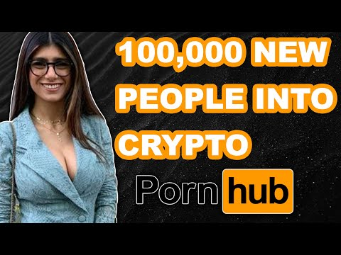 Will Porn Stars Start Using Cryptocurrency? (Bitcoin News 2019)