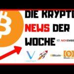 BITCOIN MORGEN BEI 9400$ ?! Krypto News | VeChain & Verge XVG🚀 | OneCoin Scam Update | WIEN Token