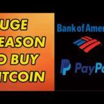 HUGE Reason To Buy Bitcoin | Cryptocurrency News