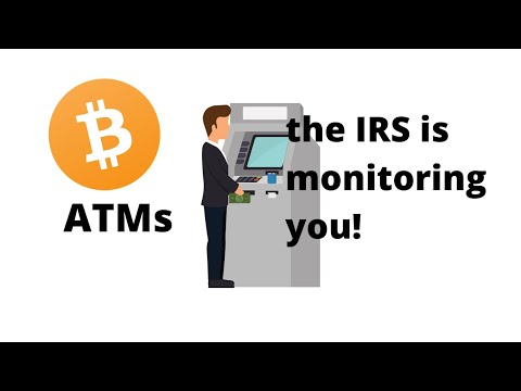 Cryptocurrency news IRS watching bitcoin (btc) ATMs, U.S and other exchanges. |Bitcoin news|