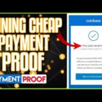 New Free Bitcoin Cloud Mining Site | Mining Cheap Payment Proof 💰 ✔