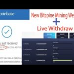 Top 3 New Bitcoin Mining Website + Live Withdraw Proof