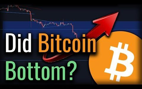 Scared Of Bitcoin? NOW'S THE TIME TO GET GREEDY! Bitcoin May Have Bottomed – Here's Why