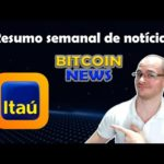 🛑 Binance sofre Fake News, Itaú recebe Multa Bilionária e mais! Bitcoin News