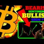 🔥 BTC BEARISH SENTIMENT BULLISH???🔥bitcoin litecoin ethereum price analysis, news, trading