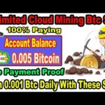 New Bitcoin Mining Website 2020 | New Free Bitcoin Mining Site 25GH/S Free + Zero Investment