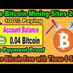 Free Bitcoin Earning Site 2020 | Best Free Bitcoin Cloud Mining Site 2020 | Live Proof