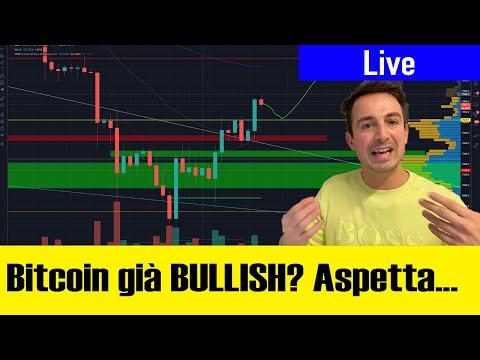 Bitcoin: siamo nuovamente BULLISH o è una TRAPPOLA? | News & Analisi di Mercato