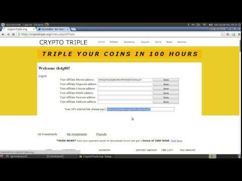 cryptotriple.org тройной ثلاثي dreifach 트리플 drievoudig 三重  τριπλός Bitcoins