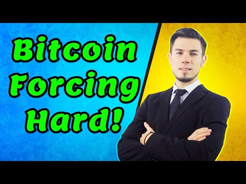 Bitcoin News - Forcing Hard! 12/2
