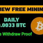 new free bitcoin mining site 2020   live withdraw proof
