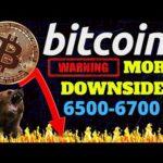 🔥 BITCOIN: More Downside? price analysis🔥bitcoin price prediction, analysis, news, trading