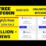 WOW Free Bitcoin Mining Site Free 100gh/s no investment