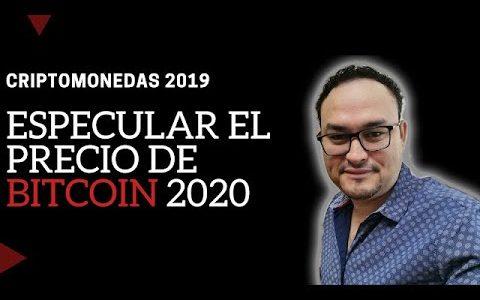 BITCOIN, ESPECULACION DURA Y PURA? | BITCOIN V286