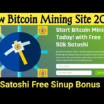 0.00050000 bitcoin satoshies free | new bitcoin mining site | free withdrawal crypto2020