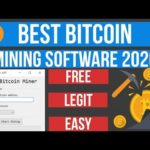 Bitcoin Mining Software 2020 For PC 🔥 Mining 2.5 BTC In 30 Minutes With Your PC 🔥