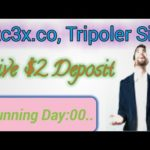 Btc3x.co,New Tripoler Site, Bitcoin.Eth.Ltc.Doge.Earning Tripoler site,Online income Tripoler site