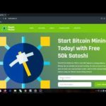 Bitcoin mining site without investment register bouns 50k satoshi