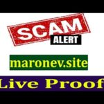 maronev.site Scam | New Free Bitcoin Cloud Mining Site 2020 | Live Proof