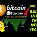 🌟 WILL BITCOIN PUMP INTO THE NEW YEAR ? 🌟bitcoin price prediction, analysis, news, trading