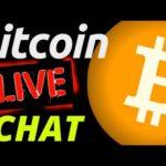 🔥 BITCOIN LIVE CHAT 🔥bitcoin price prediction, analysis, news, trading