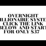 🔴 EP 114 Overnight Millionaire System make money online today