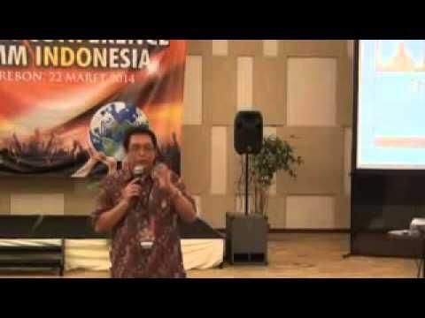 MEGA CONFERENCE MMM INDONESIA DI CIREBON, 22 MARET 2014 Mobile