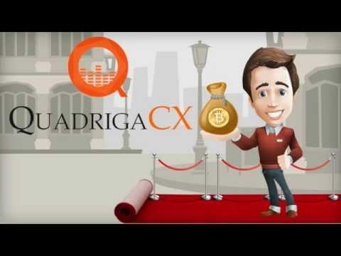 QuadrigaCX Merchant Platform