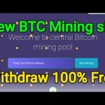 new free bitcoin mining site 2019   withdraw free