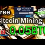 How to Get 1 BTC Free | Per Day | Bitcoin Mining Software | BTC Miner Ultimate