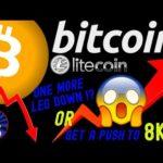 🎉 BITCOIN AND LITECOIN DAILY UPDATE!🎉bitcoin litecoin price prediction, analysis, news, trading