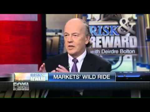 Jim Rickards: The Fed Will Start QE4 In 2015