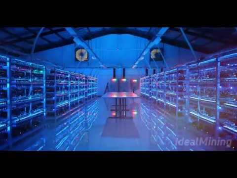 IdealMining ~ Advanced Bitcoin Mining Farm